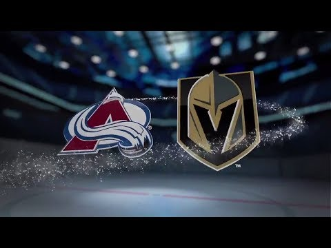 Colorado Avalanche vs Vegas Golden Knights. Preseason. Game recap. Game Highlights. Sept. 28, 2017