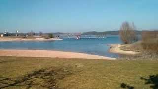 Strand Großer Brombachsee Ramsberg Lokal Seestern Lokal Am Yachthafen 360 Grad Rundumblick