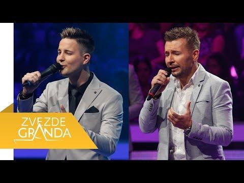 Benjamin Klicic i Alem Kadic - Splet pesama - (live) - ZG - 18/19 - 08.06.19. EM 38