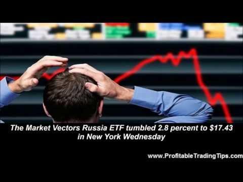 Russian Stocks Fall