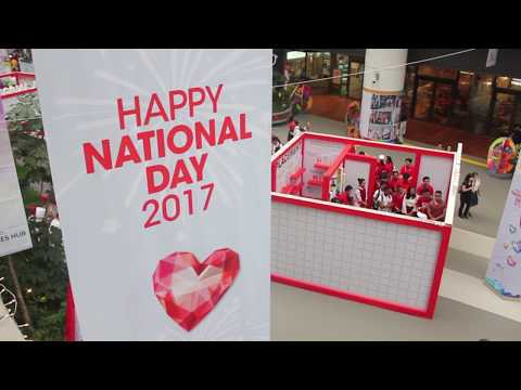 Labour Movement Celebrates National Day 2017 - Video Highlights