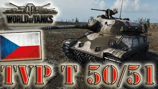 World Of Tanks /// TVP T 50/51 - Test Server Testing #3: Top Gun