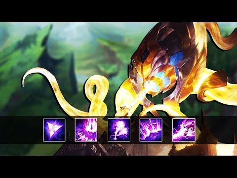 Vel'Koz Montage - Best Vel'Koz Plays | League of Legends | S8
