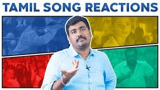 Tamil Cinema Climax Song Comedy |#6 | Konjam Paatu Konjam Logic | Kichdy