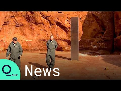Utah-Monolith-Mystery-Metal-Structure-Discovered-in-Desert
