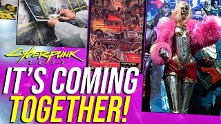 Cyberpunk 2077 News - The Valentinos, Collectors Edition Details & Photo Mode Tease?