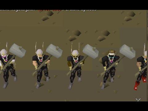 The Granite Maul Squad