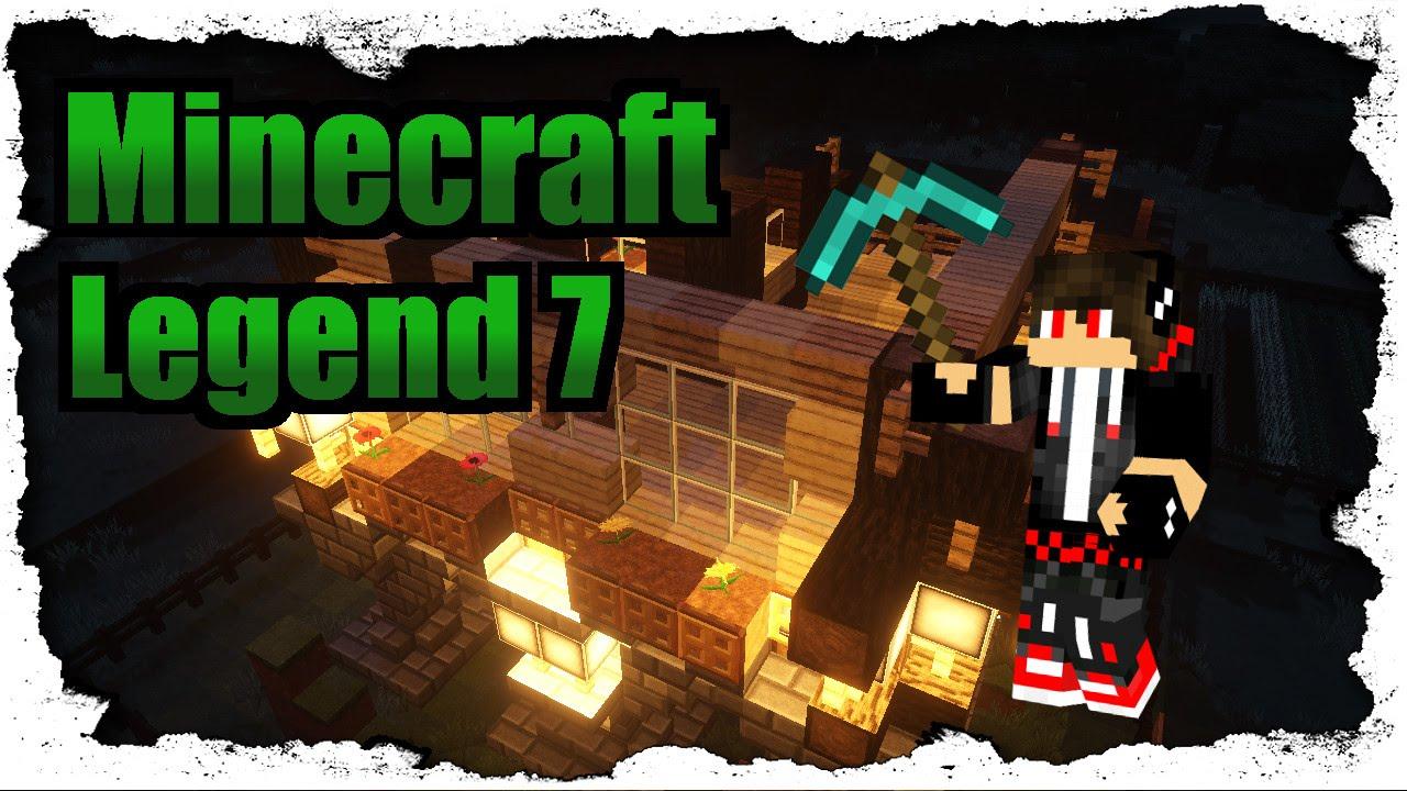 Minecraft Legend Spiele Boy YouTube - Minecraft legend spielen