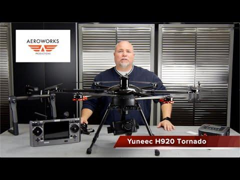 Yuneec H920 Review Tornado & CGO4 | ST24 Part 1