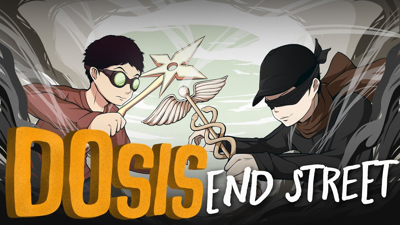 End Street - Dosis (OFFICIAL LYRIC VIDEO)