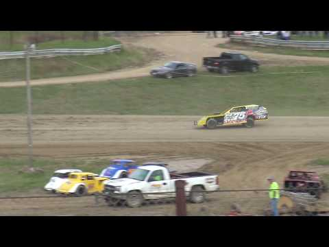 Brushcreek Motorsports Complex | 11/4/18 | Open Wheel Modifieds | Heat 2