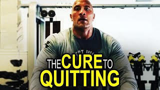 THE CURE TO QUITTING - Life Changing Speech (you must hear this)