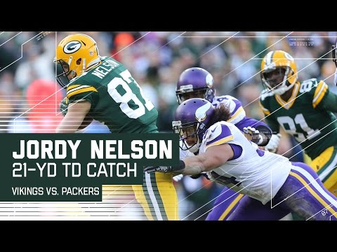 Aaron Rodgers Connects with Jordy Nelson for the Diving TD! | NFL Week 16 Highlights