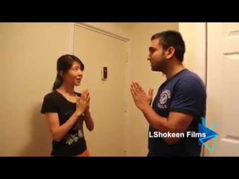 when my chinese girlfriend met my haryanvi mom.. LShokeen Films