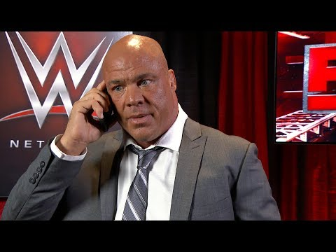 What will be Kurt Angle's big reveal?