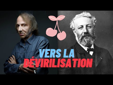 Vers la Dévirilisation : Comment est-on passé de Jules Verne à Houellebecq ?