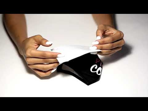 Nail Tech Security Nail Mask / Mascarillas Para Manicuristas De Alta Seguridad!! DIY