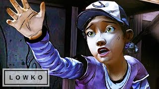 The Walking Dead Game: All That Remains! (Season 2 Episode 1)