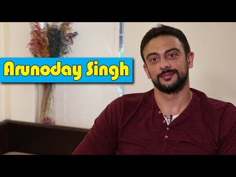 Arunoday Singh Opens Up About His Recent Release 'Blackmail'