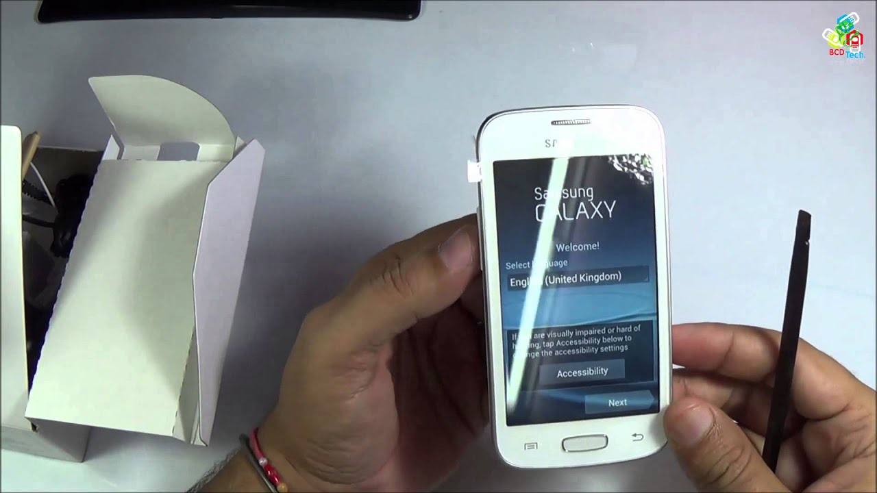 Unboxing And Quick Review Of Samsung Galaxy Star Pro S7262 Youtube Plus