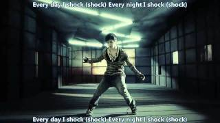 Shock - B-east [ English Subs + Romanizations + Hangul ]