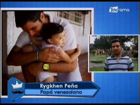 Migrantes venezolanos: Un día del Padre lejos de sus hijos