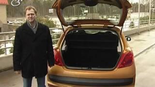 Тест драйв Peugeot 207