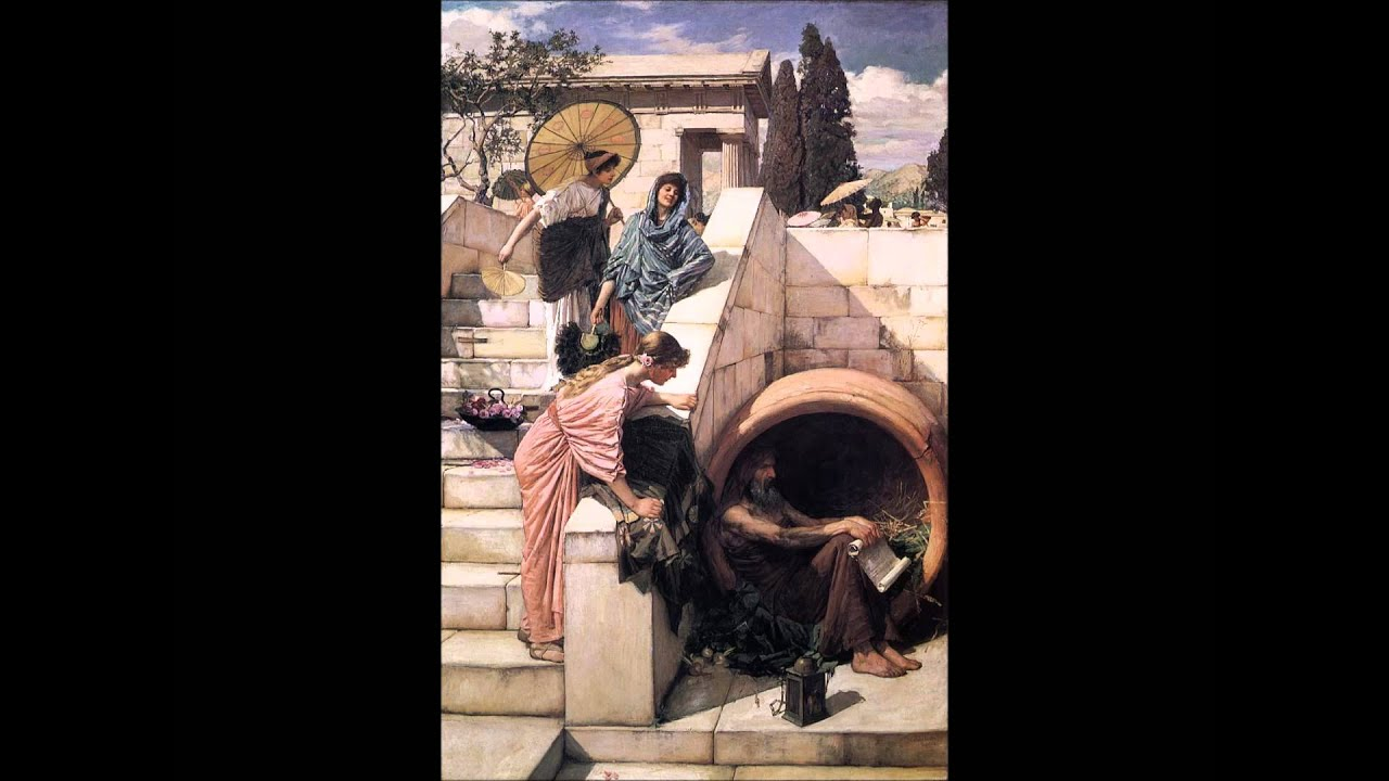 Diogenes Van Sinope Youtube