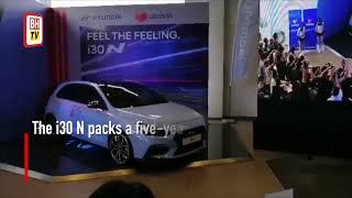 Hyundai i30 N hot hatch is here