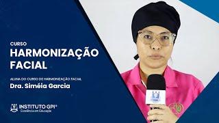 Confira o depoimento de Siméia Garcia sobre o Curso de Preenchimento Facial em Teresina😍