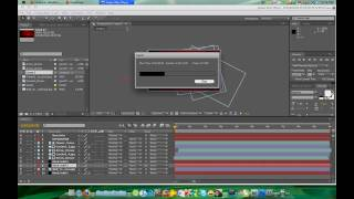 after effects tutorial how to save aep file to video movie