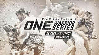 ONE Championship: ONE Warrior Series 4