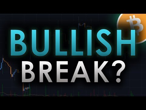 Bitcoin Showing Signs To BREAK Resistance Soon?!