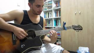 Asking Alexandria (Ben Bruce Acoustic) - Someone Somewhere - Guitar Lesson!