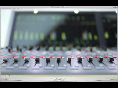 Best Live Mixing Console: LAWO mc² 36
