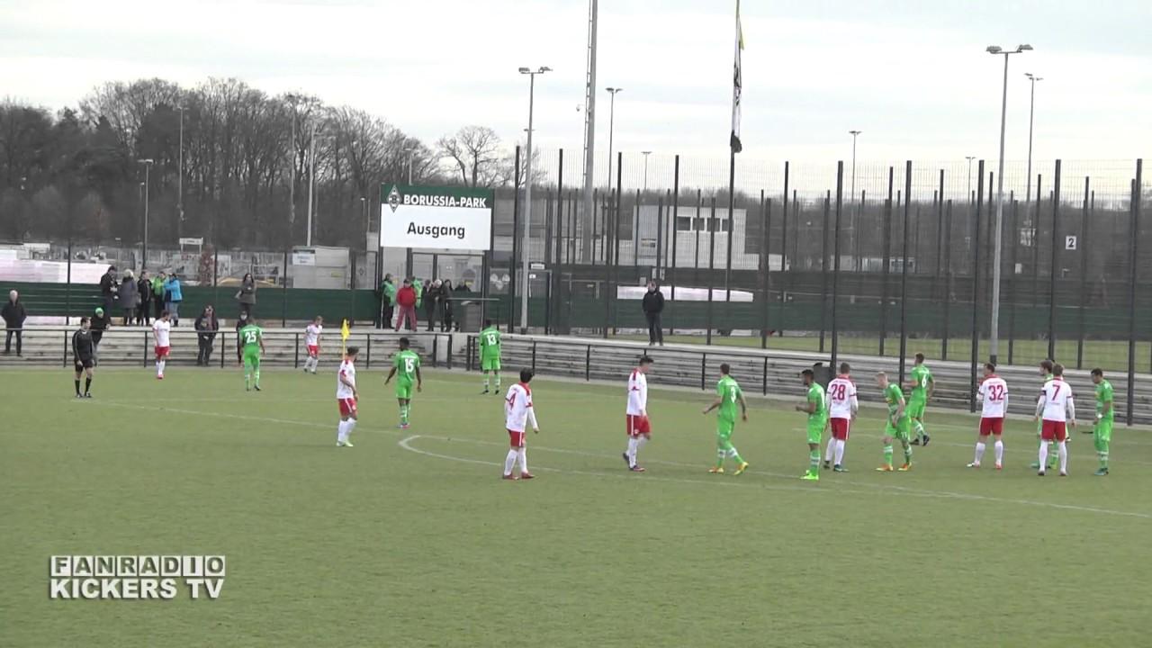 Borussia m nchengladbach ii vs kickers offenbach youtube for Wmf offenbach