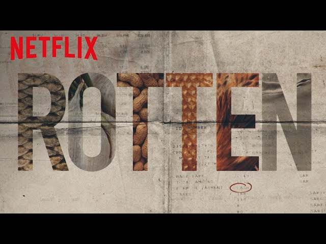 Watch the Dramatic Trailer for Netflix's New Food Documentary Series