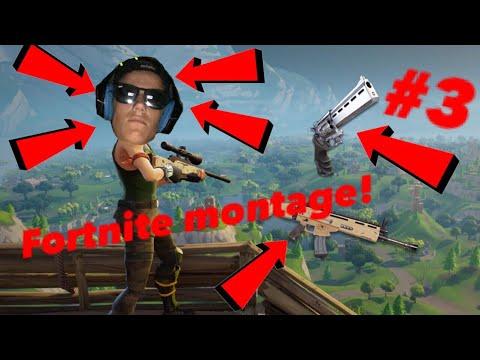 Big Dave Fortnite Montage #3