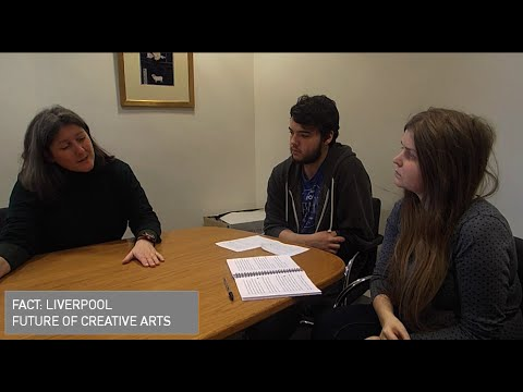FACT Liverpool: Future of Creative Arts