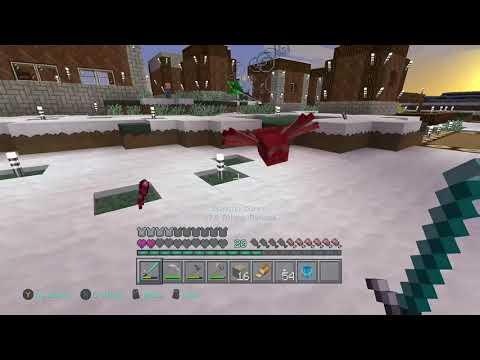 My Minecraft Xbox One Adventures