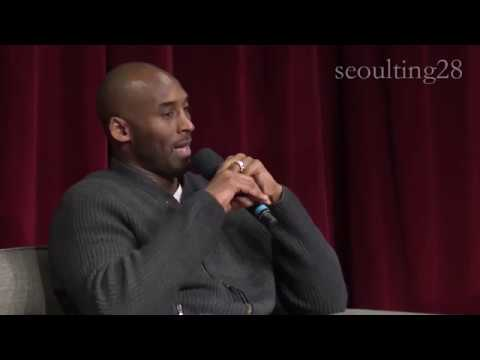 Kobe Bryant talks how his favorite movie growing up, Rudy, gave him his life's philosophy Mp3