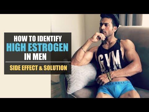 How to Identify HIGH ESTROGEN in Men - Its Side Effect & Solution | by Guru Mann