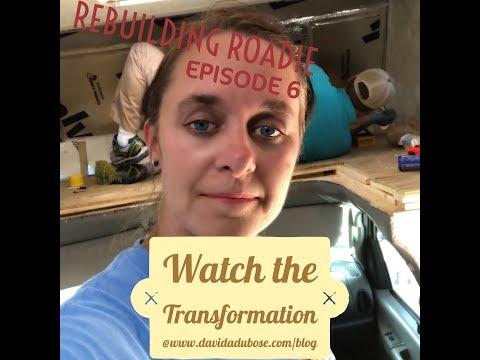 Rebuilding Roadie Episode 6