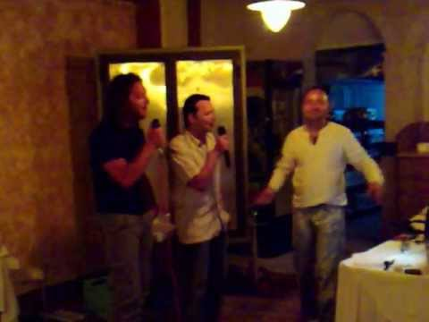 HIGH BEACH HOTEL KARAOKE KOSTAS AND GIORGOS