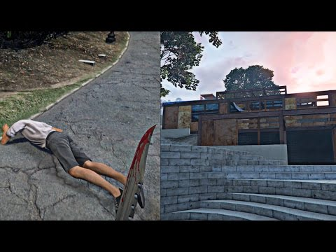 GTA 5 Online - Selling Crack And Trappin Out The Bando !   Michael Myers In The Streets !