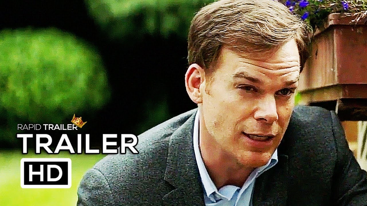 safe official trailer 2018 michael c hall netflix
