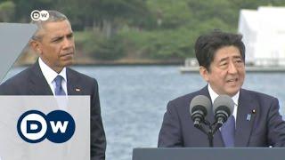 رئيس الوزراء الياباني في بيرل هاربر، حزين لكن بدون اعتذار | الأخبار
