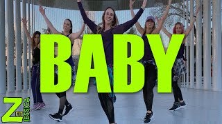 Baby (Clean Bandit feat. Marina & Luis Fonsi) || ZumbaFitJessica