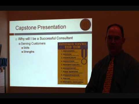 WGU MBA-IT Management Capstone