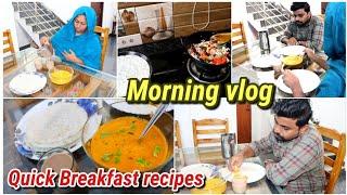 എന്റെ ഒരു Morning Vlog||Recipes included||Neer Dosa||Special Chutney recipe||Breakfast preperations